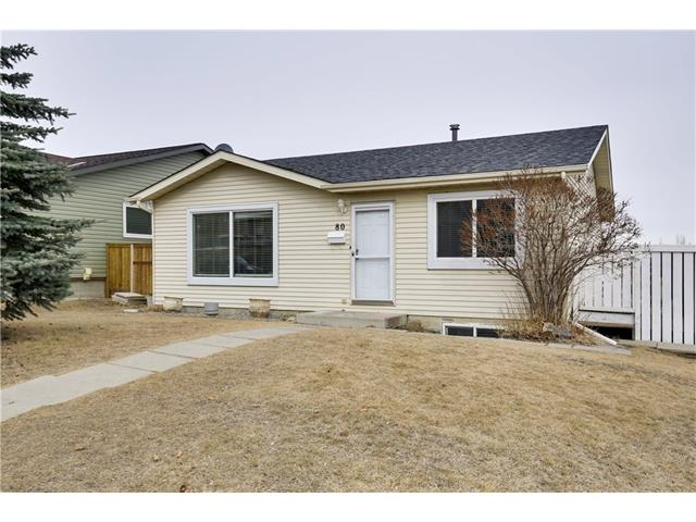 Main Photo: 80 MACEWAN PARK Link NW in Calgary: MacEwan Glen House for sale : MLS® # C4107280