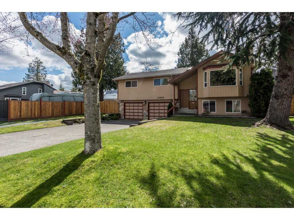 Photo 2: 14866 95 Avenue in Surrey: Fleetwood Tynehead House for sale : MLS® # R2152335