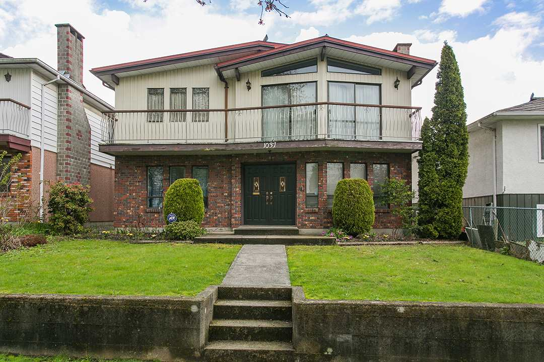 Main Photo: 1037 E 53RD Avenue in Vancouver: South Vancouver House for sale (Vancouver East)  : MLS(r) # R2158011