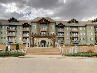 Main Photo: 222 278 SUDER GREENS Drive in Edmonton: Zone 58 Condo for sale : MLS(r) # E4063409