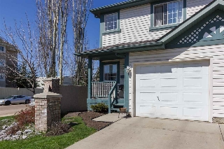 Main Photo: 35 15215 126 Street in Edmonton: Zone 27 House Half Duplex for sale : MLS(r) # E4063436
