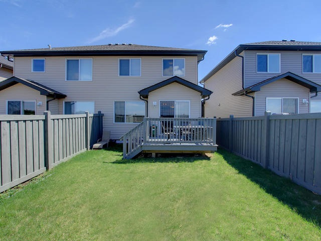 Photo 26: 1218 177A Street in Edmonton: Zone 56 House Half Duplex for sale : MLS(r) # E4065067
