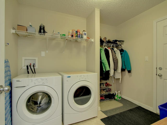 Photo 15: 1218 177A Street in Edmonton: Zone 56 House Half Duplex for sale : MLS(r) # E4065067