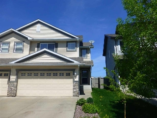 Main Photo: 1680 MELROSE Place in Edmonton: Zone 55 House Half Duplex for sale : MLS® # E4066773