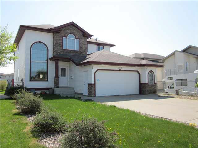 Main Photo: 308 HUDSON Bend in Edmonton: Zone 27 House for sale : MLS® # E4069693