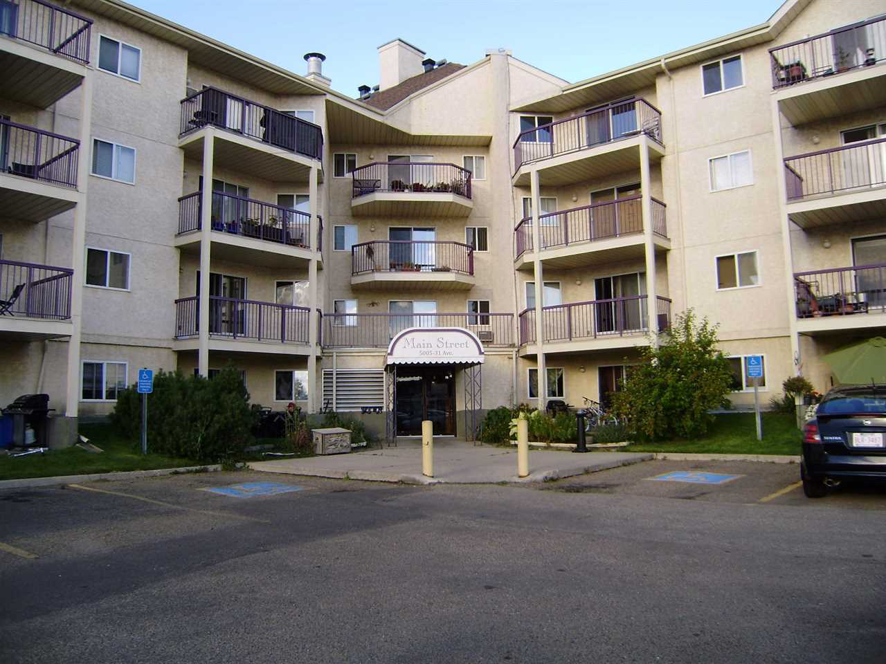 Main Photo: 413 5005 31 Avenue in Edmonton: Zone 29 Condo for sale : MLS(r) # E4070124