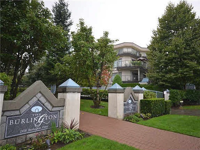 "Main Photo: 312 2968 BURLINGTON Drive in Coquitlam: North Coquitlam Condo for sale in ""The Burlington"" : MLS® # R2180526"
