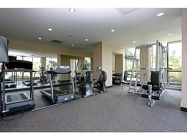 In house Gym, spa, bike room 2 parking, a locker and amenities room