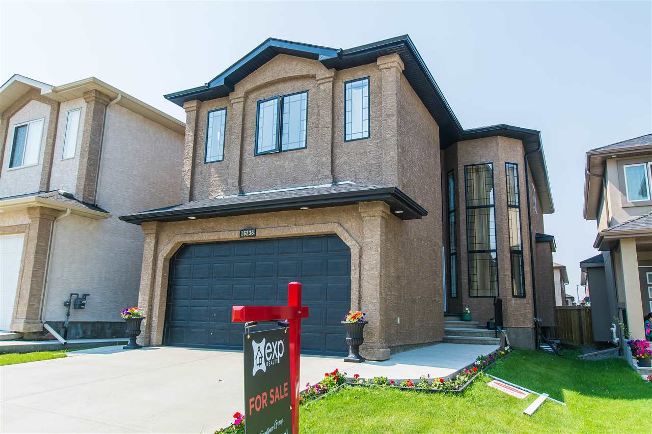 Main Photo: 16236 136 Street in Edmonton: Zone 27 House for sale : MLS® # E4074994