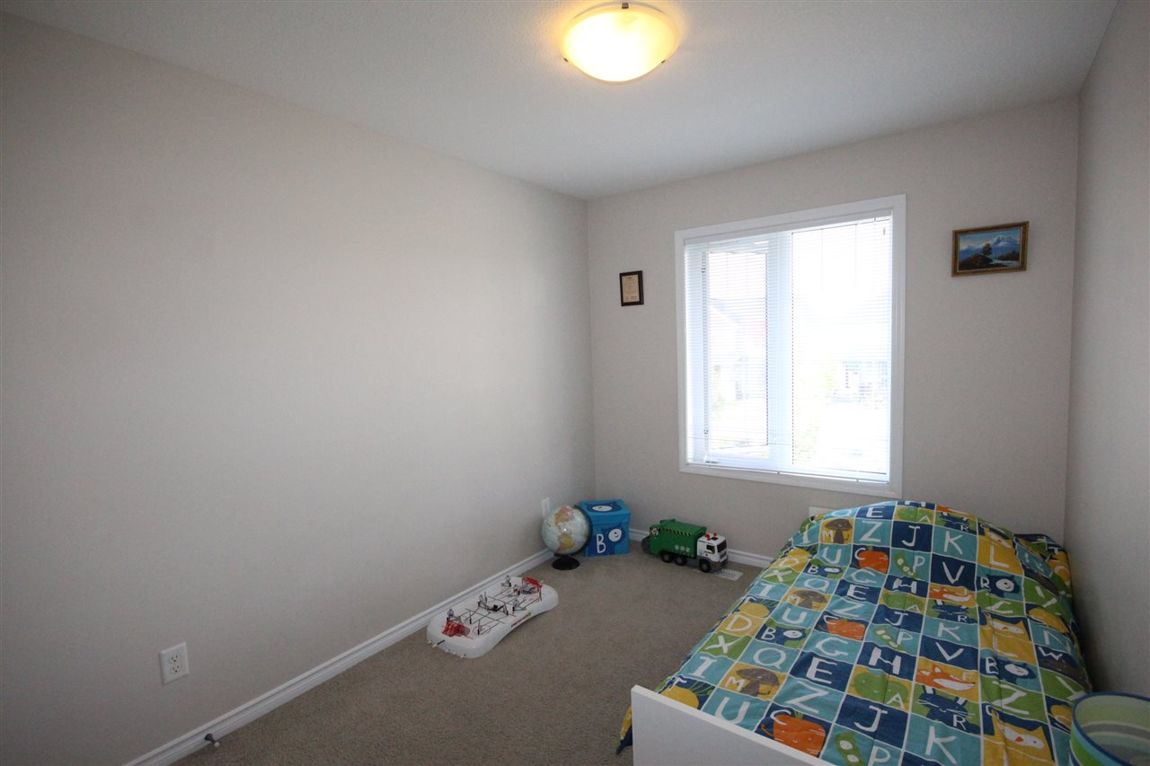 Photo 14: 361 SECORD Boulevard NW in Edmonton: Zone 58 House Half Duplex for sale : MLS® # E4077488