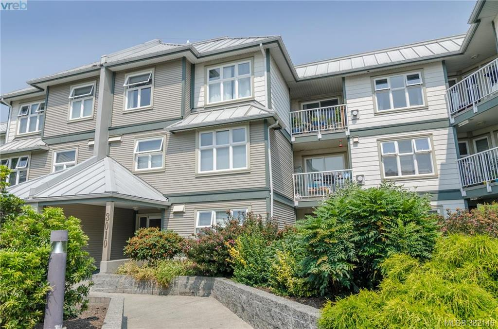 Main Photo: 312 3010 Washington Avenue in VICTORIA: Vi Burnside Condo Apartment for sale (Victoria)  : MLS® # 382146