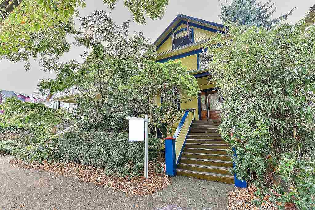Main Photo: 516 E 10TH Avenue in Vancouver: Mount Pleasant VE House for sale (Vancouver East)  : MLS®# R2202339