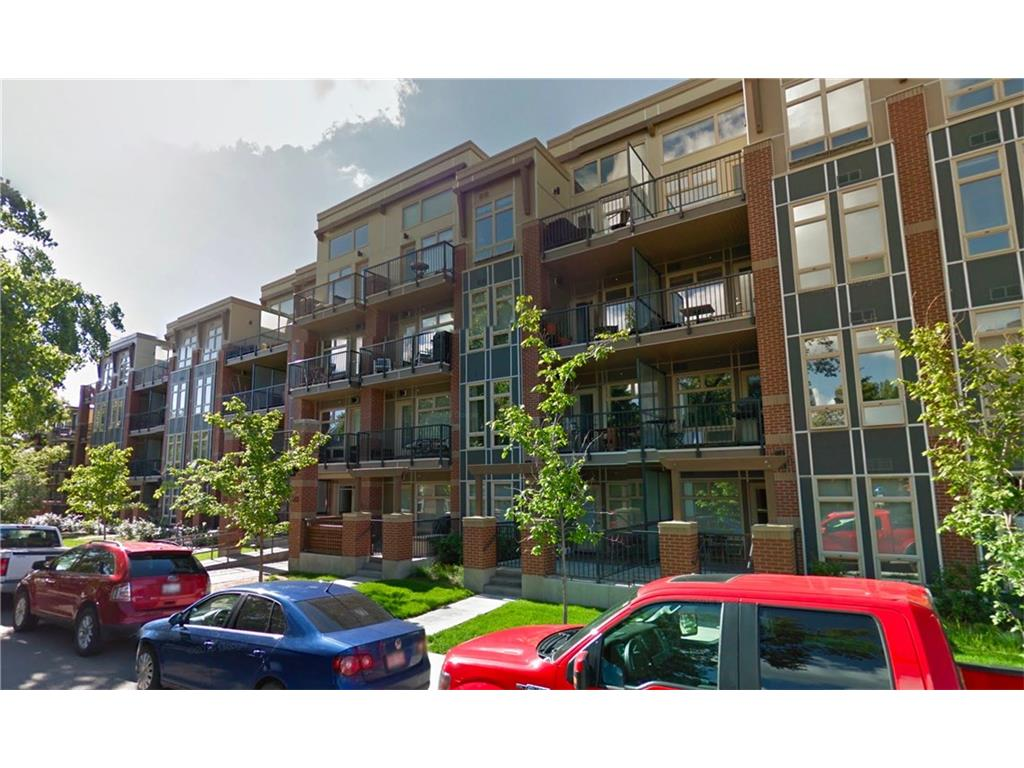 Main Photo: #103 323 20 AV SW in Calgary: Condo for sale : MLS® # C4095646
