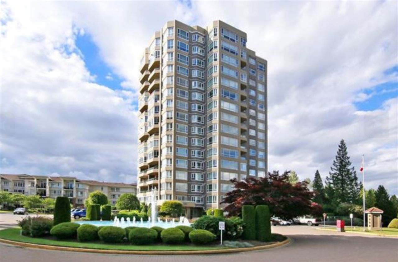 "Main Photo: 1604 3190 GLADWIN Road in Abbotsford: Central Abbotsford Condo for sale in ""REGENCY PARK"" : MLS® # R2204990"