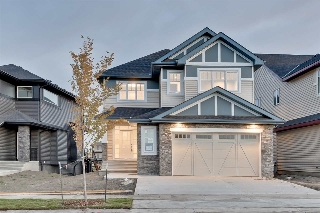 Main Photo: 3628 ALLAN Drive in Edmonton: Zone 56 House for sale : MLS® # E4083409