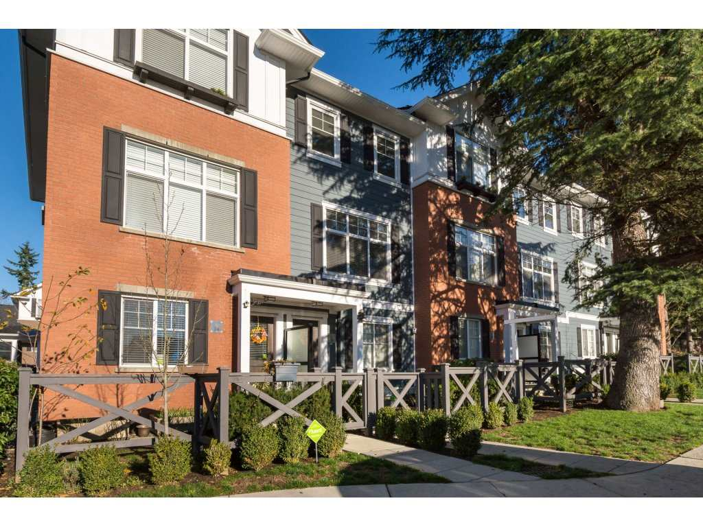 "Photo 1: Photos: 33 16458 23A Avenue in Surrey: Grandview Surrey Townhouse for sale in ""Essence"" (South Surrey White Rock)  : MLS® # R2226151"