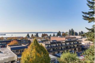 "Main Photo: 402 1420 DUCHESS Avenue in West Vancouver: Ambleside Condo for sale in ""The Westerlies"" : MLS®# R2231691"