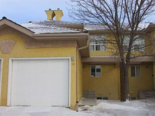 Main Photo: 14 901 Normandy Dr: Sherwood Park Townhouse for sale : MLS® # E4092838