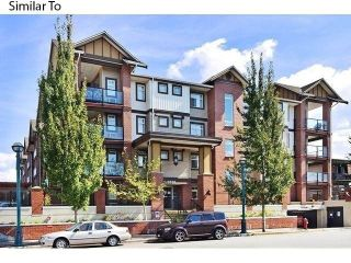 "Main Photo: 110 5650 201A Street in Langley: Langley City Condo for sale in ""PADDINGTON STATION"" : MLS® # R2241145"