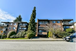 "Main Photo: 206 1011 FOURTH Avenue in New Westminster: Uptown NW Condo for sale in ""Crestwell Manor"" : MLS® # R2246612"