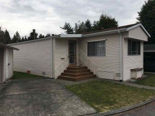 "Main Photo: 1 12868 229TH Street in Maple Ridge: East Central Manufactured Home for sale in ""ALOUETTE RETIREMENT MHP"" : MLS®# R2249379"