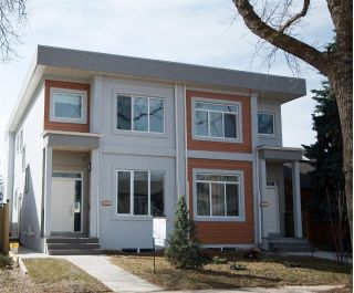 Main Photo: 1 10931 77 Avenue NW in Edmonton: Zone 15 House Half Duplex for sale : MLS®# E4106124