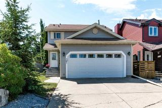 Main Photo: 741 Wells Point Lane: Sherwood Park House for sale : MLS®# E4110383