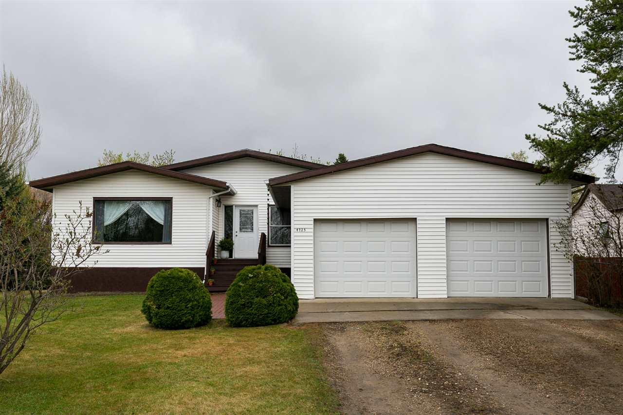Main Photo: 4725 51 Street: Bon Accord House for sale : MLS®# E4110404