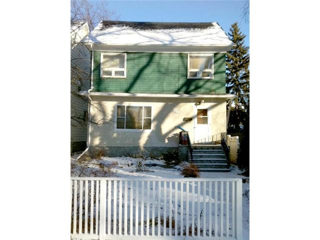 Main Photo: 327 Lilac Street in WINNIPEG: Fort Rouge / Crescentwood / Riverview Residential for sale (South Winnipeg)  : MLS® # 1124080