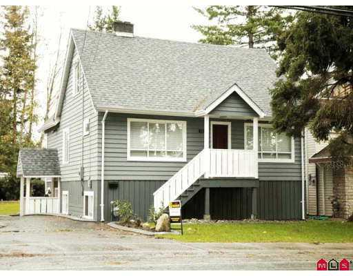 Main Photo: 8576 156 Street in Surrey: Fleetwood House for sale : MLS® # F1010559