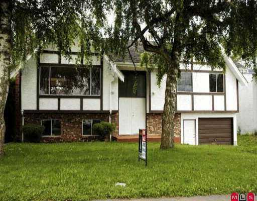 FEATURED LISTING: 32673 PANDORA AV Abbotsford