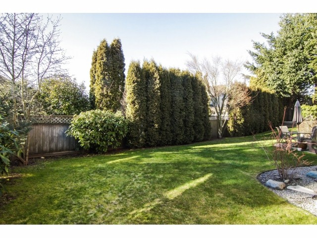Photo 20: 7951 154TH Street in Surrey: Fleetwood Tynehead House for sale : MLS® # F1402731
