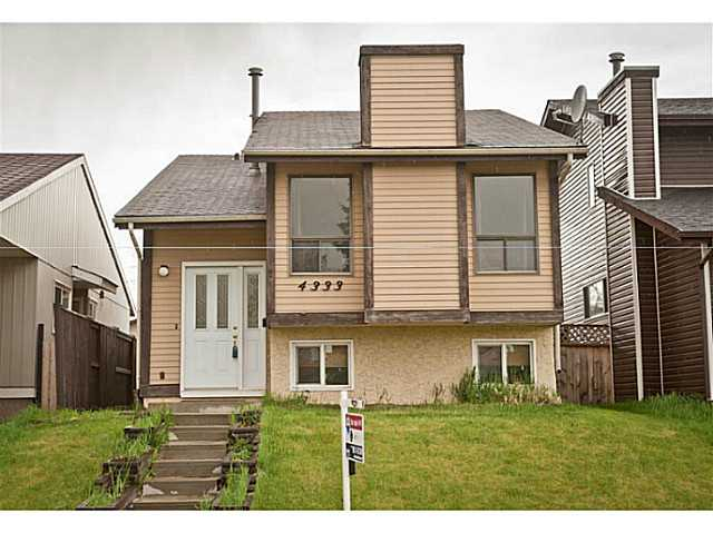 Main Photo: 4333 58 Street NE in CALGARY: Temple Residential Detached Single Family for sale (Calgary)  : MLS® # C3617571