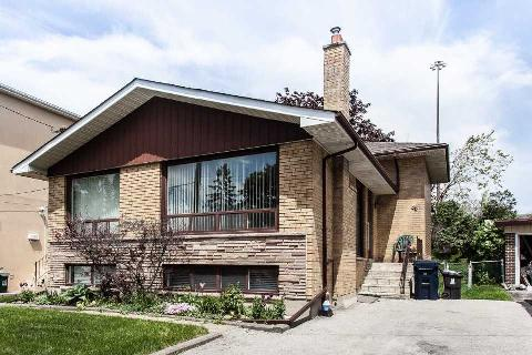 Main Photo: 46 Cavehill Crest in Toronto: Wexford-Maryvale House (Backsplit 4) for sale (Toronto E04)  : MLS® # E2947717