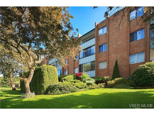 Photo 2: 209 853 Selkirk Avenue in VICTORIA: Es Kinsmen Park Condo Apartment for sale (Esquimalt)  : MLS(r) # 343540