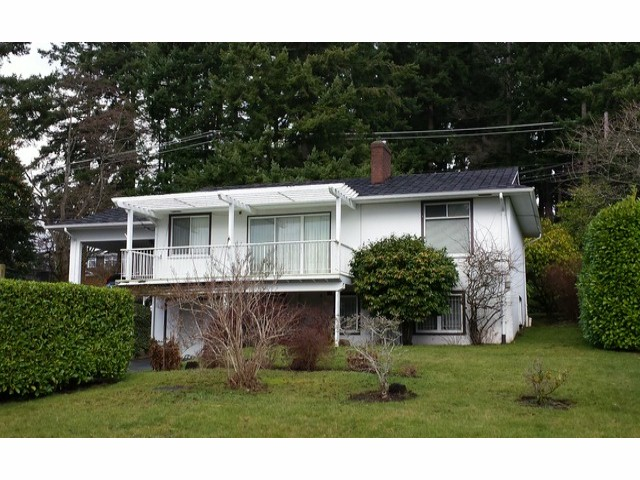 "Photo 1: 15472 BUENA VISTA Avenue: White Rock House for sale in ""White Rock"" (South Surrey White Rock)  : MLS(r) # F1428544"