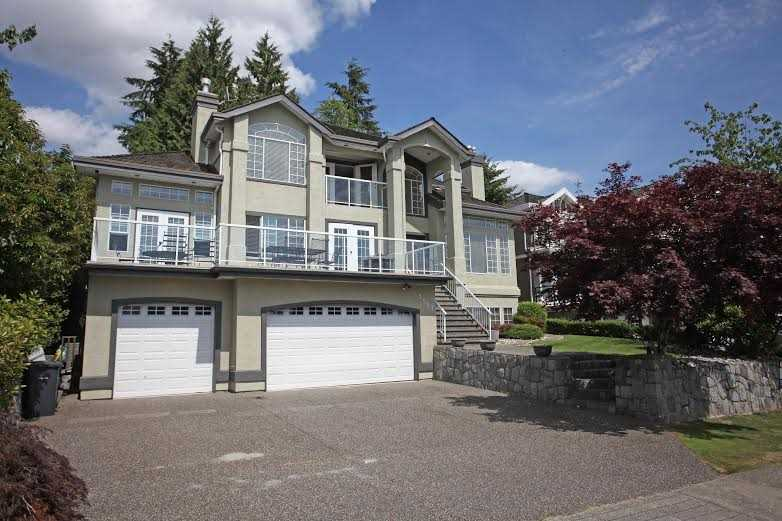 "Main Photo: 2587 DIAMOND Crescent in Coquitlam: Westwood Plateau House for sale in ""Westwood Plateau"" : MLS®# V1134592"