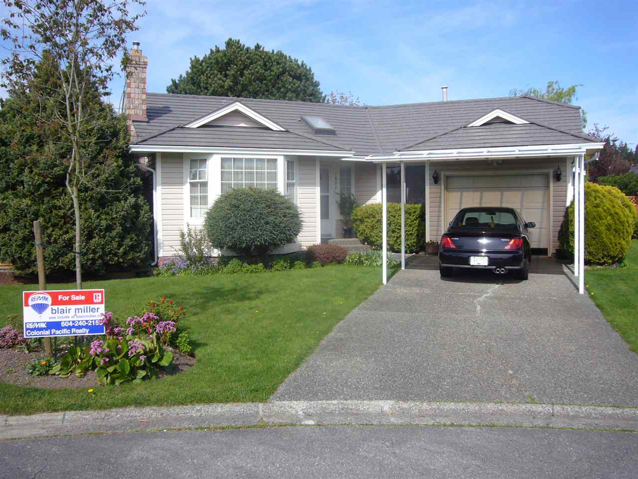 "Main Photo: 1892 141A Street in Surrey: Sunnyside Park Surrey House for sale in ""OCEAN BLUFF"" (South Surrey White Rock)  : MLS(r) # R2055039"