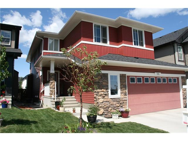 Main Photo: 398 SILVERADO Way SW in Calgary: Silverado House for sale : MLS®# C4068556