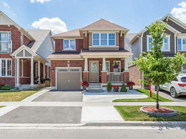 Main Photo: 10 Arkwright Drive in Brampton: Northwest Brampton House (2-Storey) for sale : MLS®# W3538324