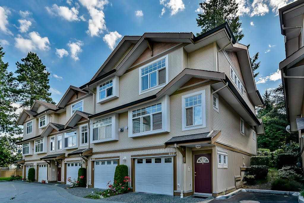 "Main Photo: 405 9580 PRINCE CHARLES Boulevard in Surrey: Queen Mary Park Surrey Townhouse for sale in ""Brittany Lane"" : MLS® # R2085578"