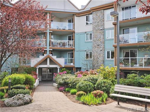 Main Photo: 110 494 Marsett Place in VICTORIA: SW Royal Oak Condo Apartment for sale (Saanich West)  : MLS(r) # 367625