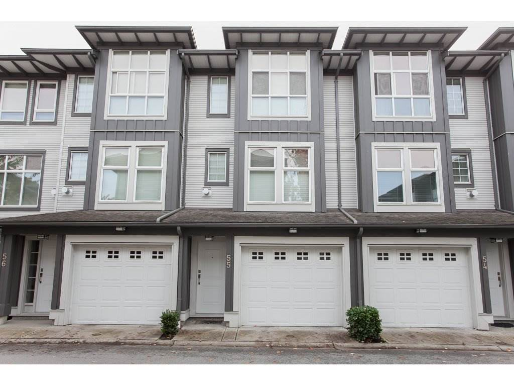 "Photo 2: 55 18777 68A Avenue in Surrey: Clayton Townhouse for sale in ""Compass"" (Cloverdale)  : MLS® # R2118322"