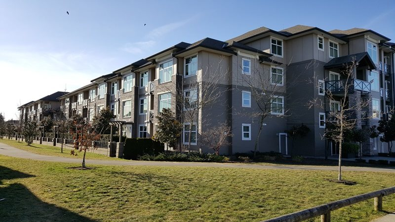 "Main Photo: 213 18818 68 Avenue in Surrey: Clayton Condo for sale in ""Calera"" (Cloverdale)  : MLS® # R2127591"