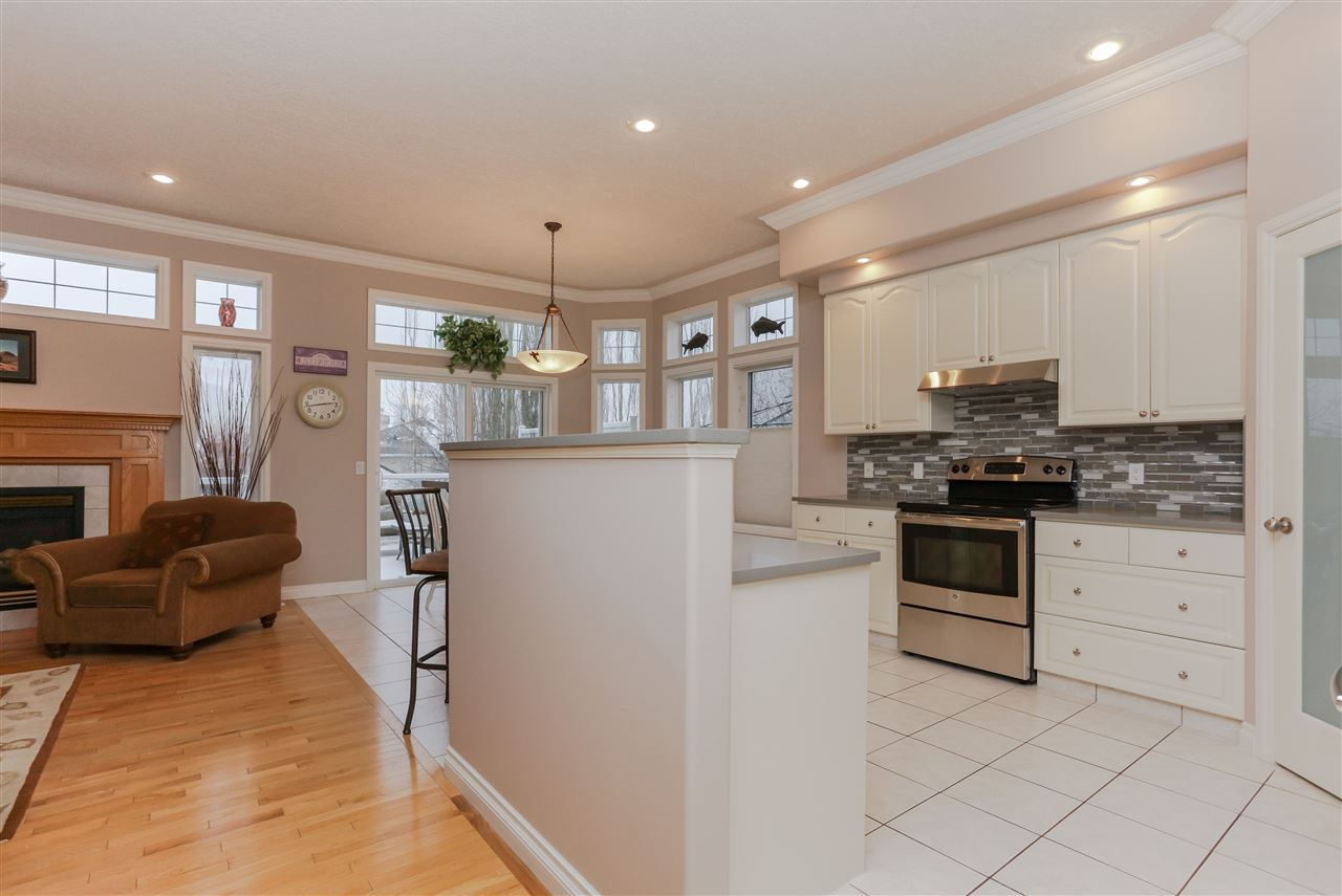 Main Photo: 351 HERITAGE Drive: Sherwood Park House for sale : MLS(r) # E4054311