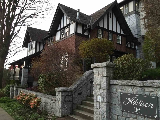 Main Photo: 201 116 W 23RD Street in North Vancouver: Central Lonsdale Condo for sale : MLS(r) # R2149280