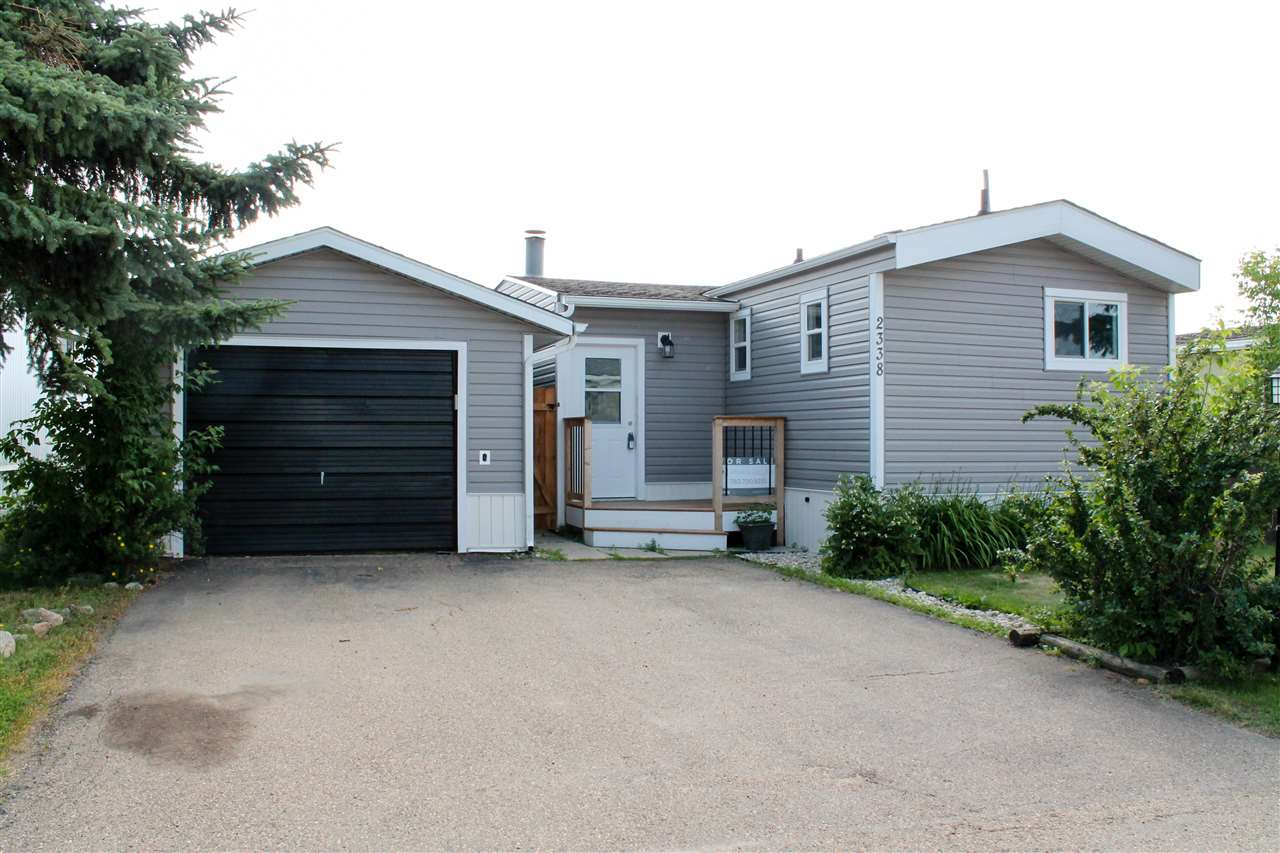 Photo 2: 2338 - 10770 WinterBurn Road in Edmonton: Zone 59 Mobile for sale : MLS® # E4056542