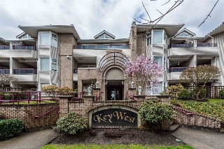 "Main Photo: 201 1999 SUFFOLK Avenue in Port Coquitlam: Glenwood PQ Condo for sale in ""Key West"" : MLS(r) # R2154921"