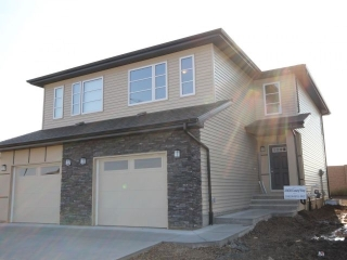 Main Photo: 2600 Casey Way in Edmonton: Zone 55 House Half Duplex for sale : MLS(r) # E4059458
