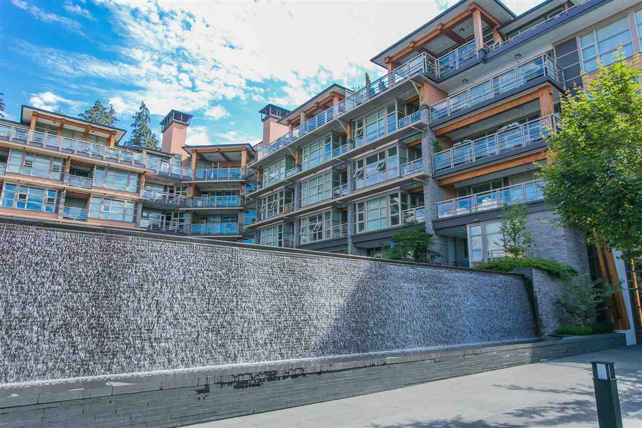"Main Photo: 217 3606 ALDERCREST Drive in North Vancouver: Roche Point Condo for sale in ""DESTINY AT RAVENWOODS"" : MLS(r) # R2169138"